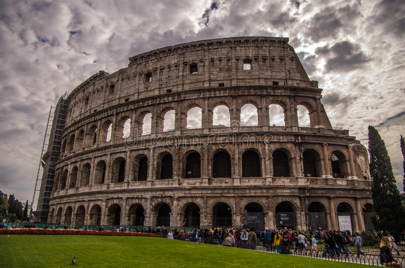 Colosseo royalty free stock photos