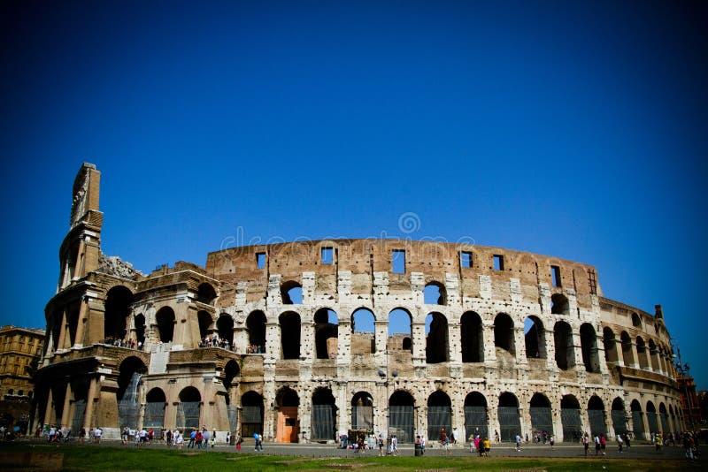colosseo rome royaltyfri fotografi