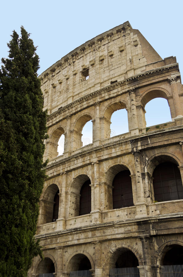 Download Colosseo in Rome - Italy stock photo. Image of history - 24377122