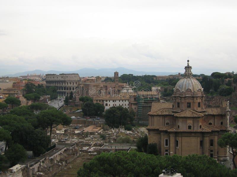 Colosseo View - Rome