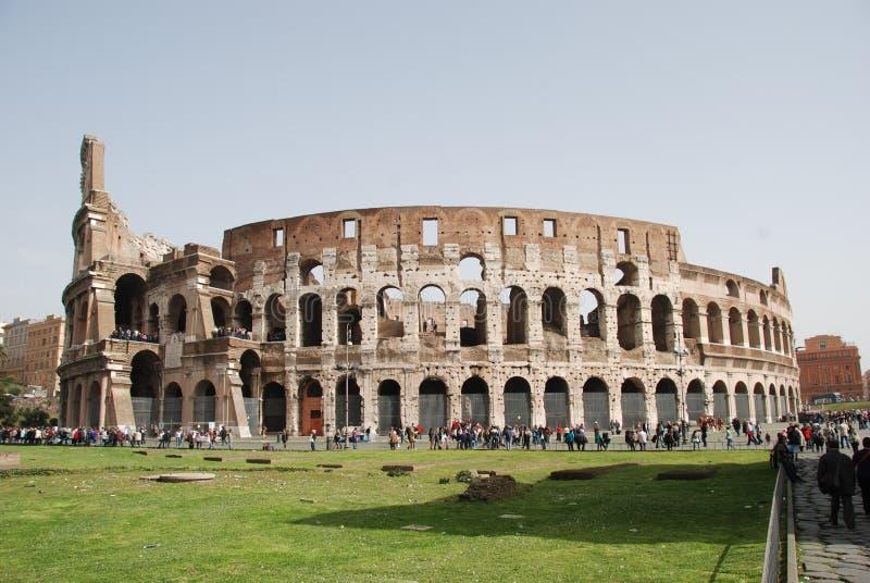 colosseum罗马 免版税图库摄影