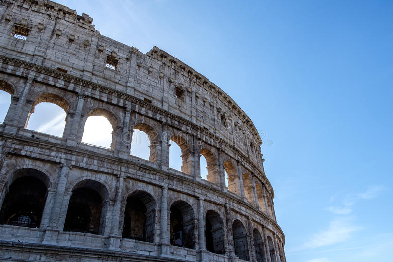 Colosseum à Rome photo stock