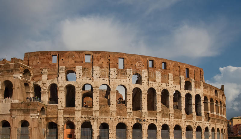 colosseum римское стоковое фото