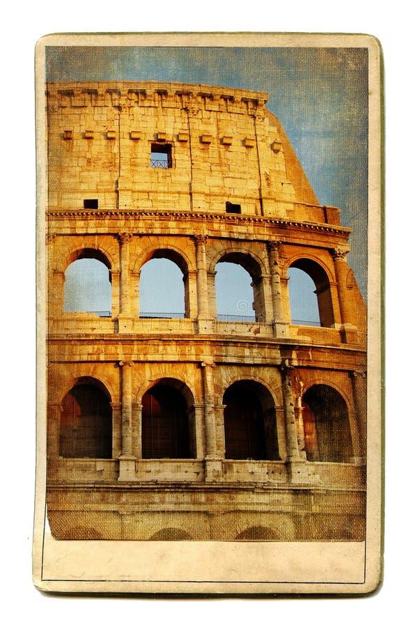 Colosseum lizenzfreies stockfoto