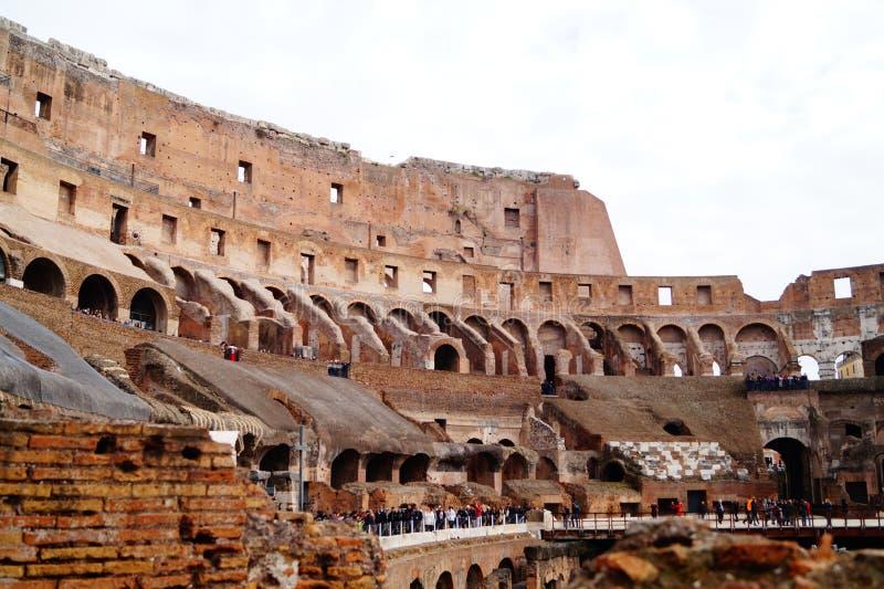 Colosseum lizenzfreie stockfotos