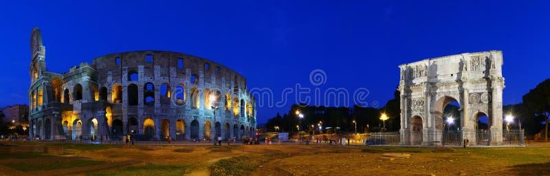 colosseum royaltyfria bilder