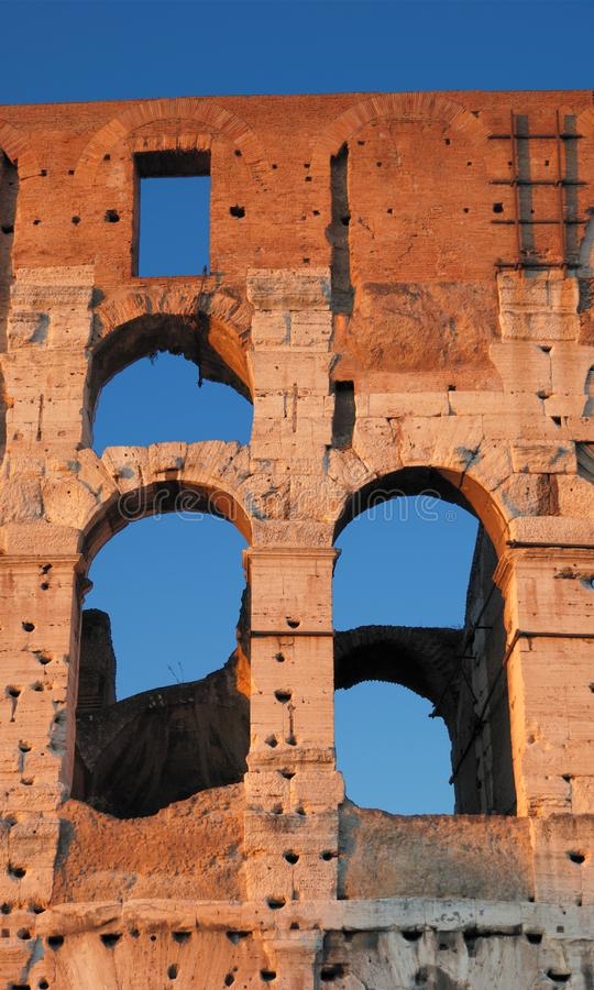 Download Colosseum. stock photo. Image of empire, historic, famous - 17971376