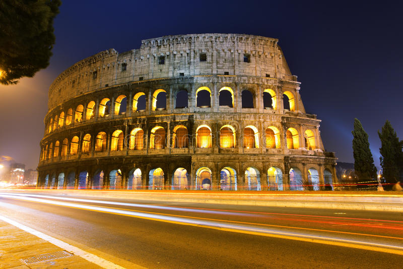 Download Colosseum stock photo. Image of europe, historical, amphitheatre - 18084470
