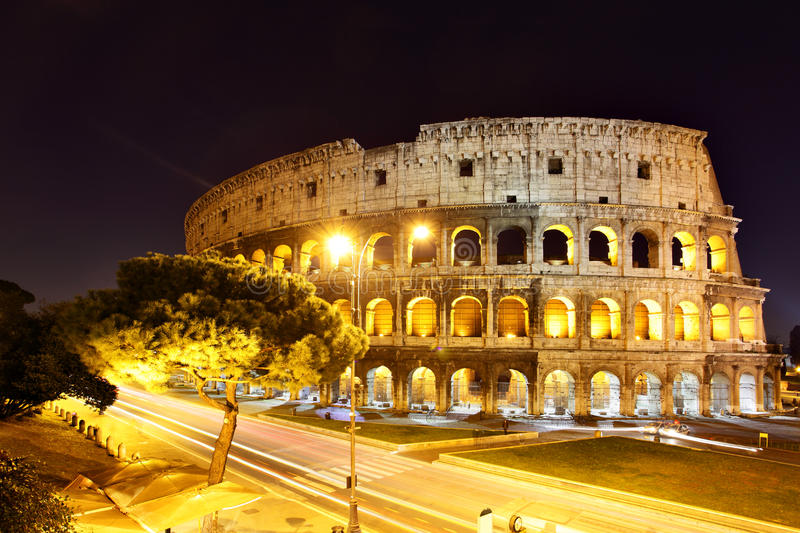Download Colosseum stock photo. Image of coliseum, architecture - 18878054