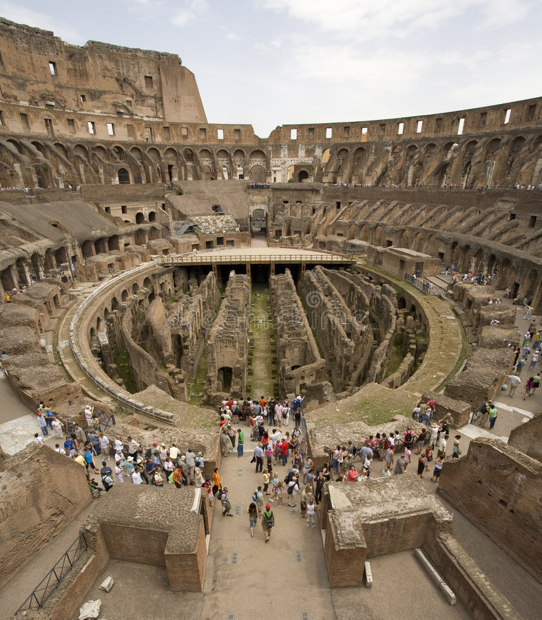 Download Colosseum 2 stock image. Image of italy, vespasiano, rome - 4130485