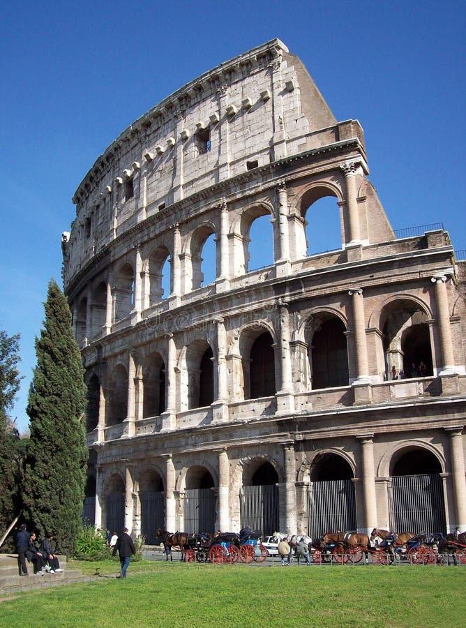 colosseum 2 стоковое изображение rf