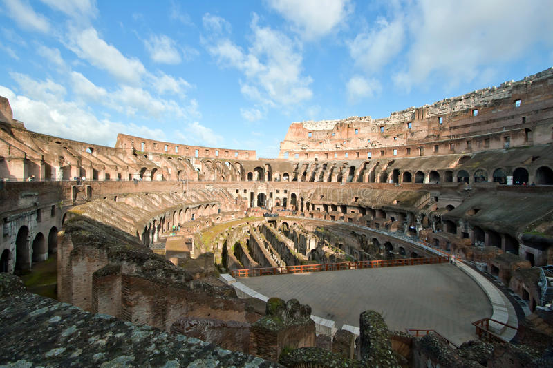 Download Colosseum stock photo. Image of rome, gladiator, ancient - 26229500