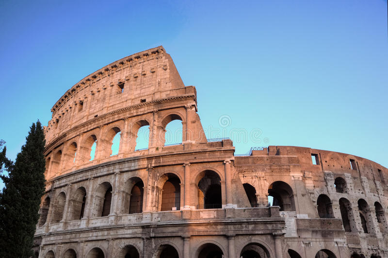 Download Colosseum. stock photo. Image of colosseum, arena, historical - 28307688