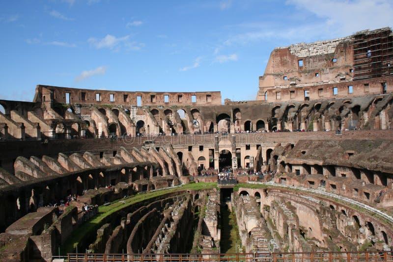 Colosseum 2 lizenzfreie stockfotos