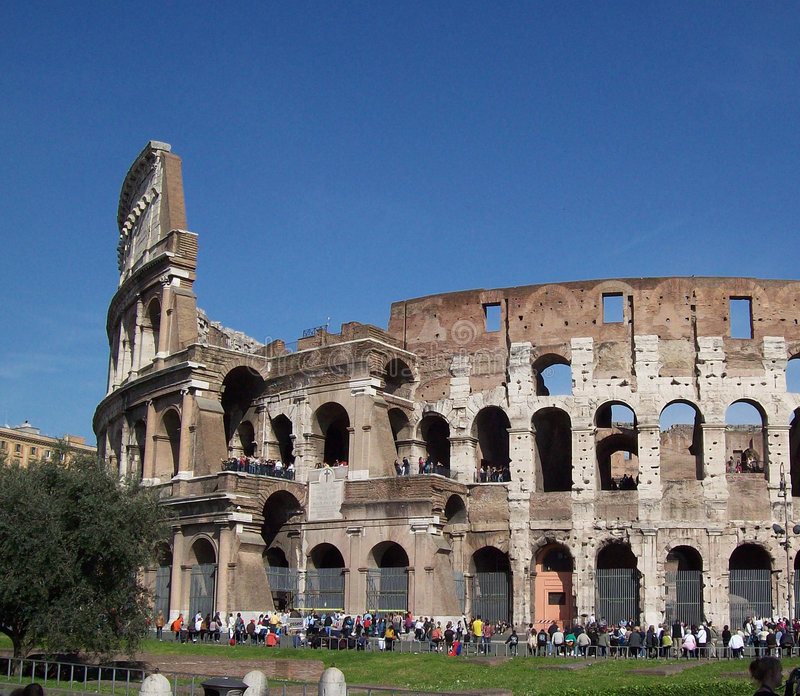 Download The colosseum stock image. Image of colosseum, legion - 4818847