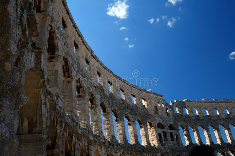 colosseum стоковое изображение rf