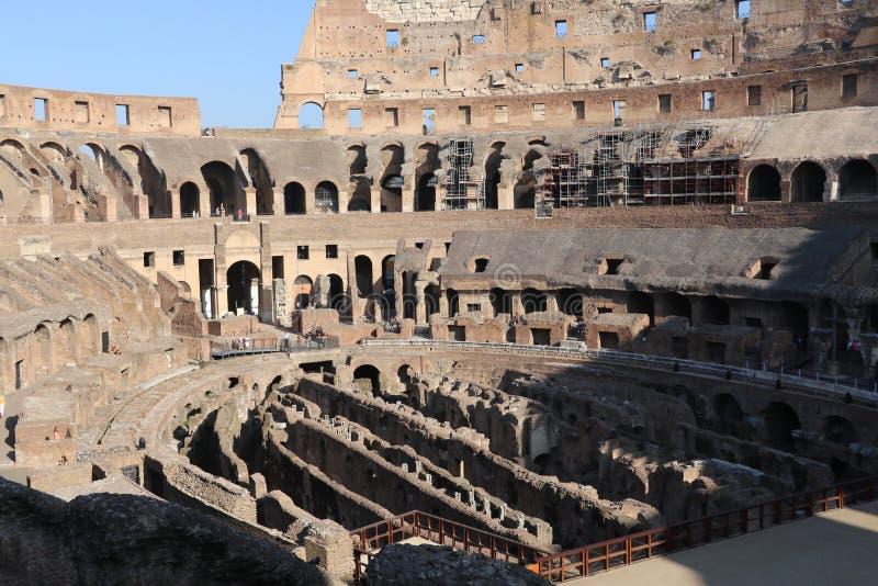 Download Colosseum fotografering för bildbyråer. Bild av europa - 76704221