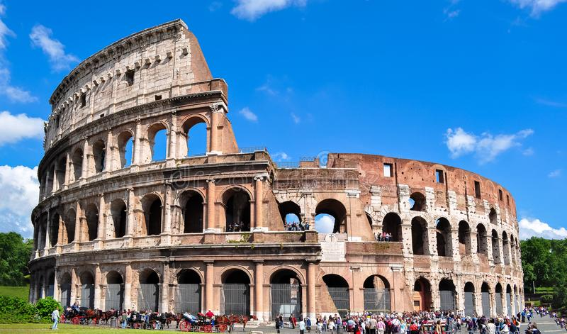 Colosseum Coliseum, Rome, Italy royalty free stock images