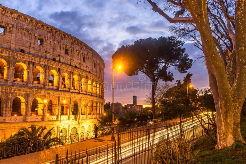 Colosseum de Roma imagen de archivo libre de regalías