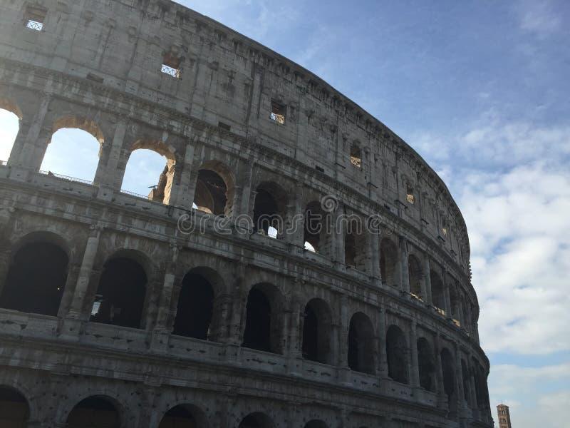 Colosseum de Roma Italia foto de archivo libre de regalías