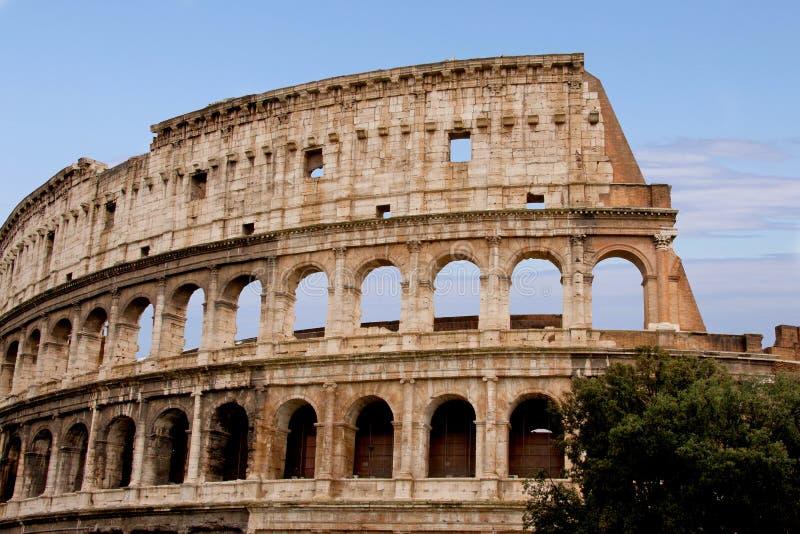 Colosseum em Roma imagem de stock