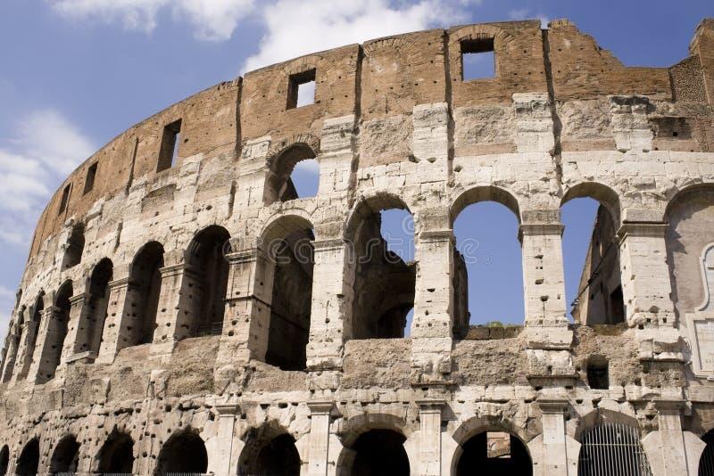 Colosseum em Roma, Italy foto de stock