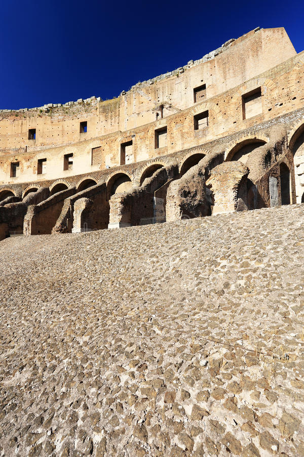 Colosseum en Roma fotos de archivo