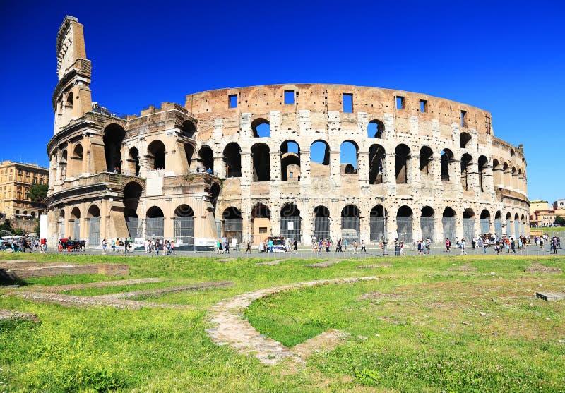 Colosseum en Roma imagen de archivo