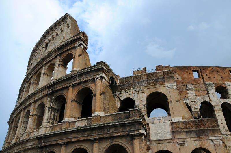 Colosseum en Roma fotografía de archivo libre de regalías