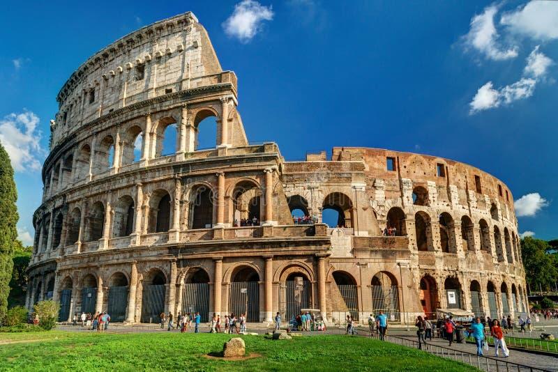 Colosseum i Rome arkivfoton