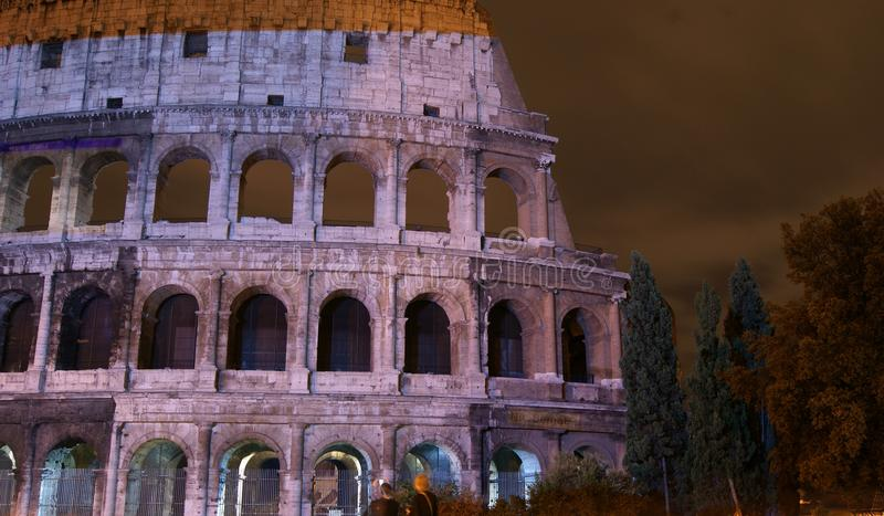 Download Colosseum Illuminated Royalty Free Stock Image - Image: 17060226