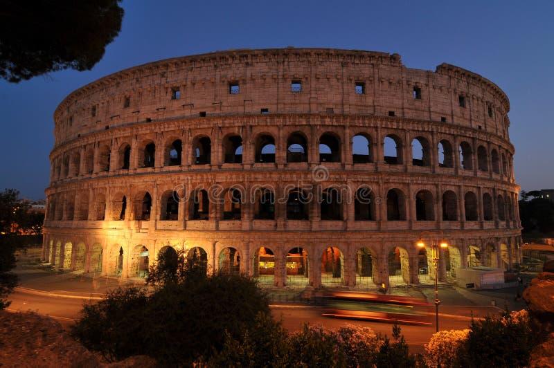 Colosseum in Italia, Roma fotografia stock libera da diritti