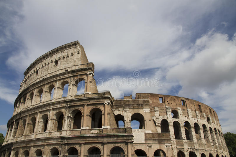 Download Colosseum, Rome stock photo. Image of archaeology, arch - 30046806