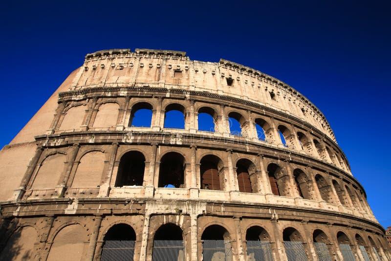 Colosseum in Rom lizenzfreie stockfotos