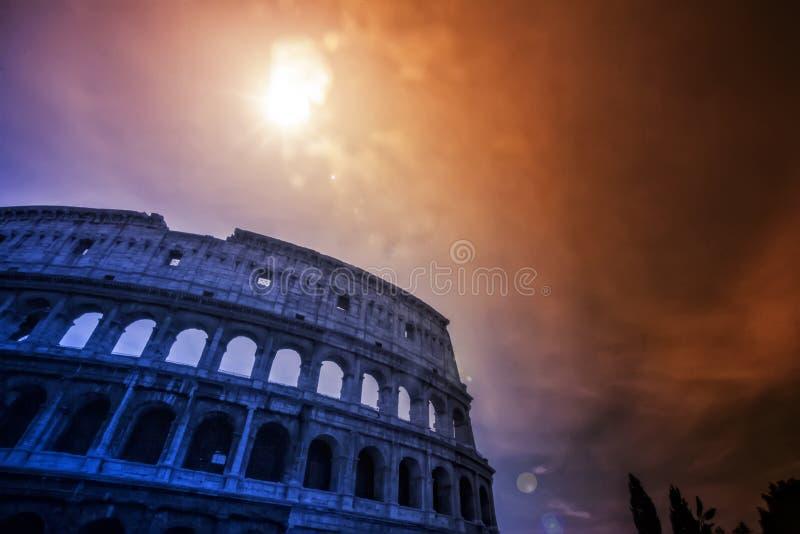 Colosseum Rom lizenzfreies stockbild