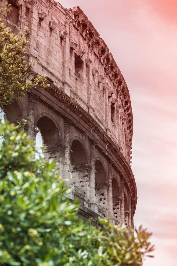 Colosseum Rom stockfotos