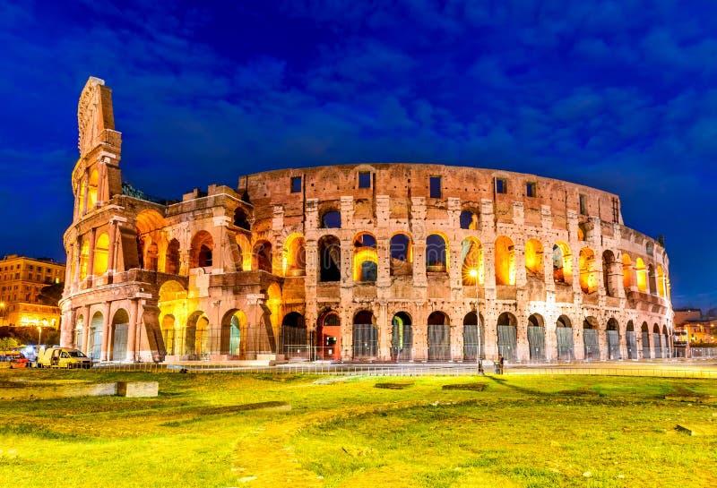 Colosseum, Rom stockbilder