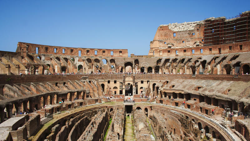 Colosseum, Roma foto de stock royalty free