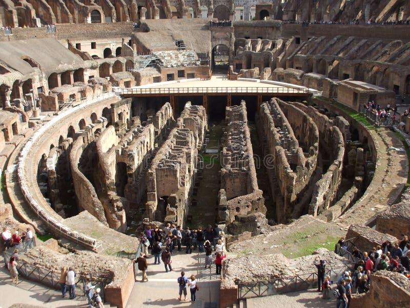 Colosseum, Roma fotografia de stock