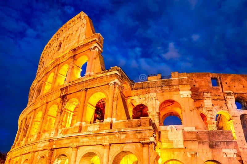 Colosseum, Roma imagens de stock