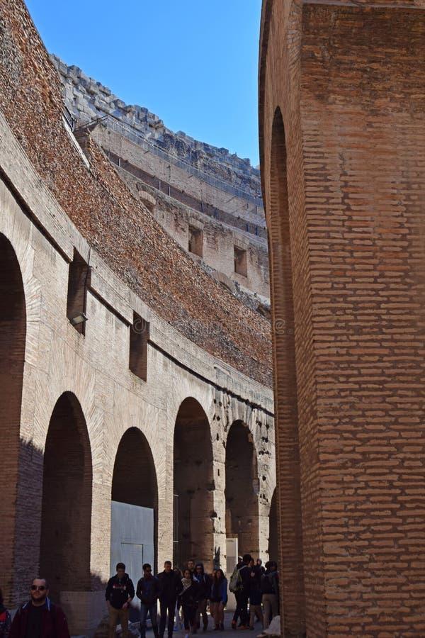 Colosseum, Roma foto de archivo libre de regalías