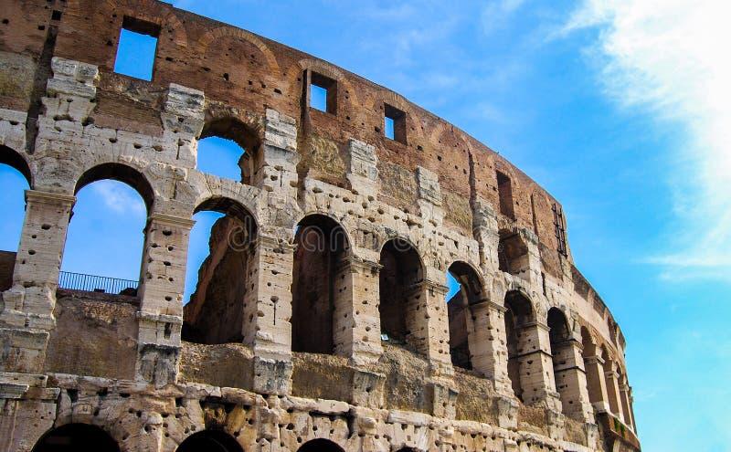 Colosseum, Roma, Itália fotografia de stock