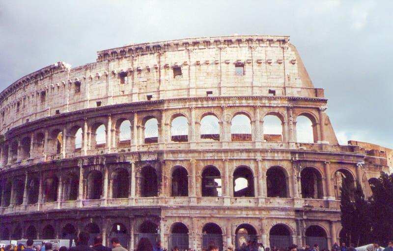 Colosseum Roma Italia fotografie stock