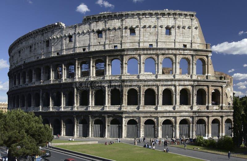 Colosseum - Roma - Italy fotografia de stock royalty free