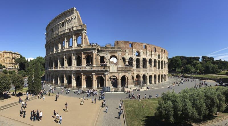 Colosseum - Roma - Italy fotografia de stock