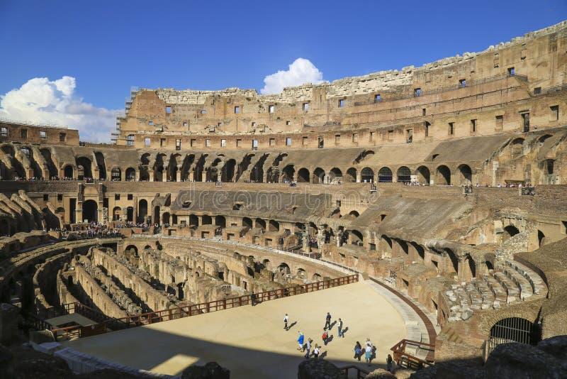 Colosseum Roma Italy fotografia de stock