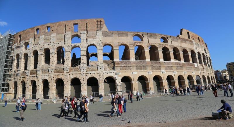 Colosseum Roma Italy foto de stock