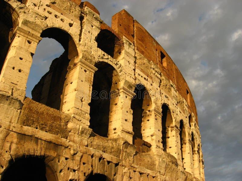 Colosseum Roma w Włochy obraz stock