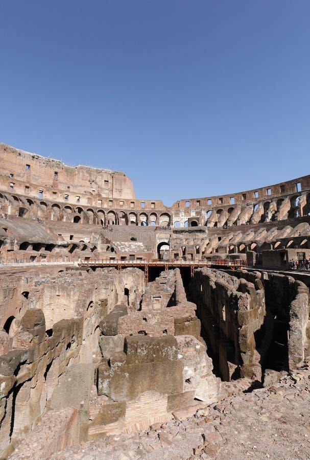 Colosseum romano fotos de stock