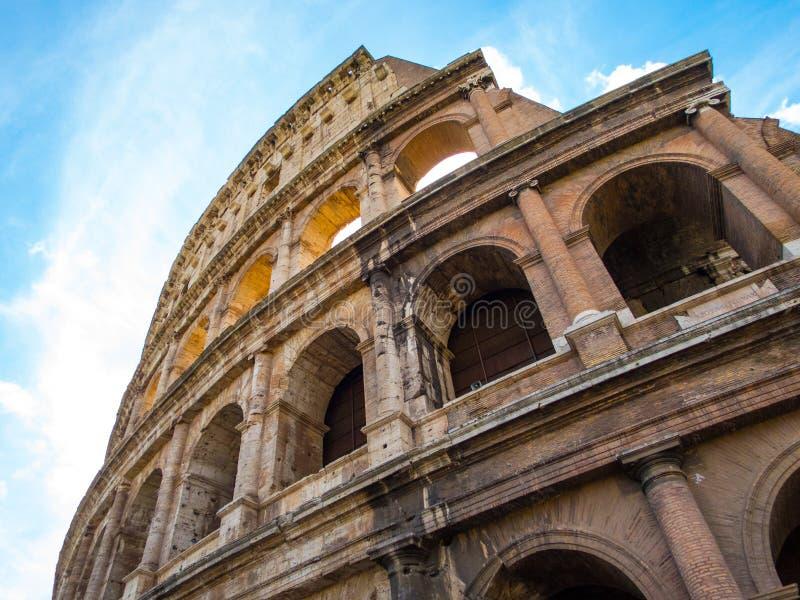 Colosseum romano fotos de archivo